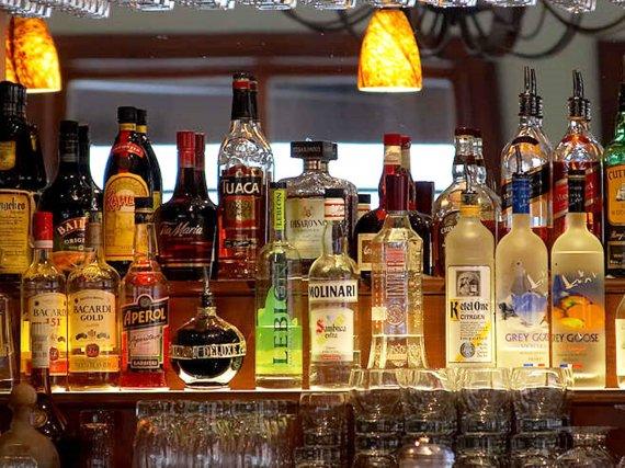 Можно в отелях алкогольные напитки в шарже
