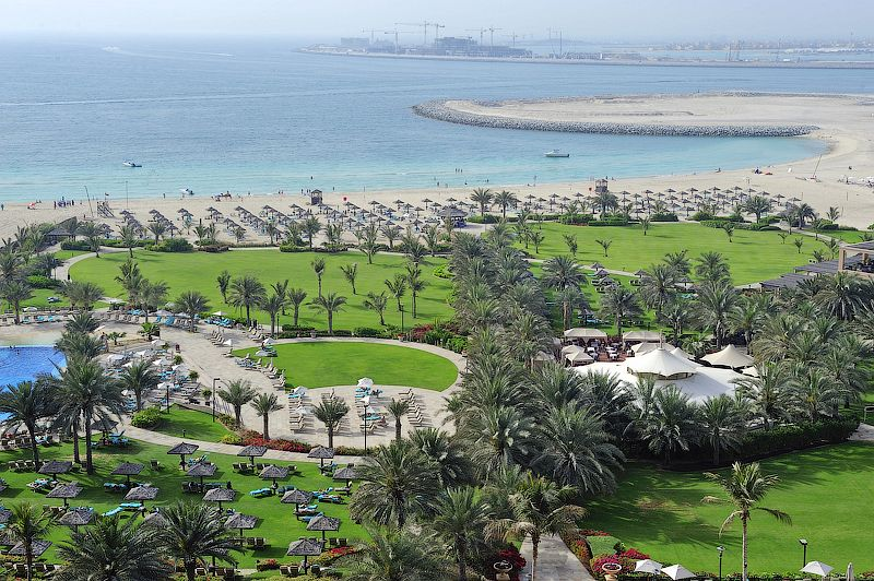 Le Royal Meridien Beach Resort and Spa Dubai 5*